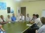 TS-LKD frakcijos ir MJOTAS valdybos susitikimas