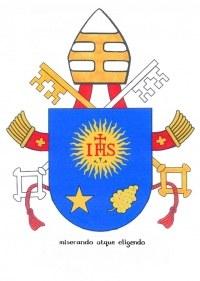 Popiežiaus Pranciškaus herbas