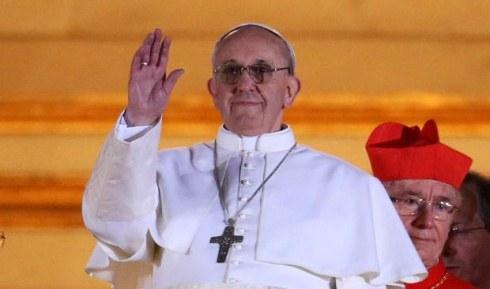 Popiežius Prančiškus I